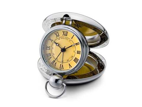 89fbaa04c5f Klokken Montegrappa Fortuna Travel Table Clock
